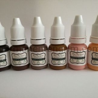 pigments cetmed full set