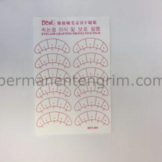 лепенки за за мигли косъм по косъм и 3D мигли оразмерени